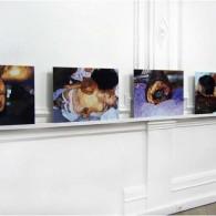 Hikaru Miyakawa, turquoise death II, 2006