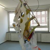 Olaf Bastigkeit, Der Schneider von Hamburg 1, 2011, installation view II