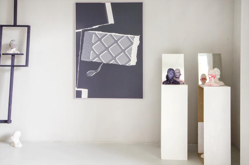 Oel-Früh Cabinet: Peter Lynen « Galerie Oel-Früh